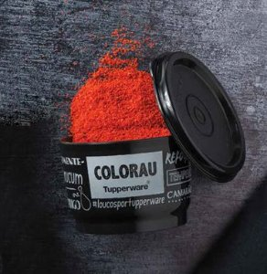 Potinho Colorau PB 140ml - Tupperware