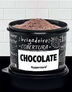 Tupper Caixa Chocolate PB 1,3Kg - Tupperware