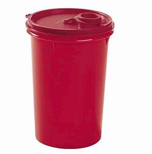 Guarda Suco Vermelho  1 Litro - Tupperware