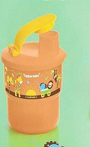 Copo Colors com Bico Safari Baby 225ml - Tupperware