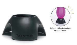 Escorredor de Eco Tupper Preto - Tupperware