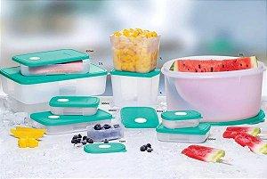 Bea Freezertime 10 peças - Tupperware