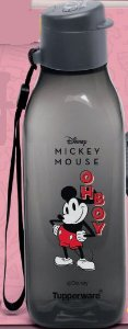 Eco Tupper  Quadrada  Mickey Retrô 500ml - Tupperware