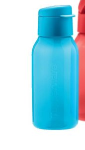 Eco Tupper Plus Redonda Azul 350ml - Tupperware