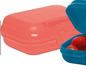 Tupper Snack Pequeno Salmão  - Tupperware