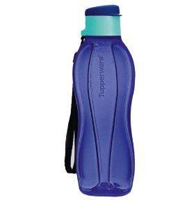 Eco Tupper Garrafa Plus Azul Íris 500ml - Tupperware