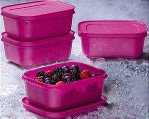 Freezer Line Açaí 450ml 4 peças - Tupperware