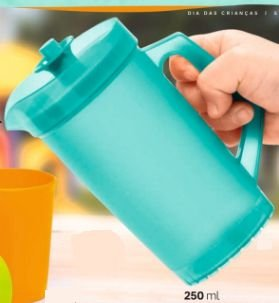 Mini A Jarra  250 ml - Tupperware