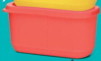 Refri Line Mini Coral 250ml - Tupperware