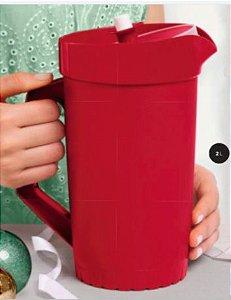 A Jarra Vermelha 2 Litros - Tupperware