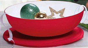 Tigela Allegra Vermelha 3,5 Litros - Tupperware