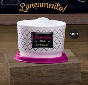 Tupper Potinho Fermento Bistrô 140ml - Tupperware