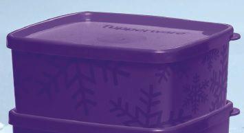Jeitosinho Neve 400 ml Roxo - Tupperware