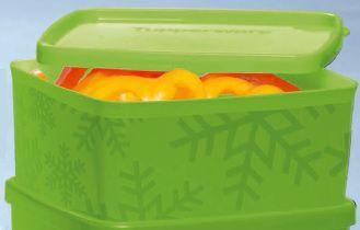 Jeitosinho Neve Verde 400 ml - Tupperware