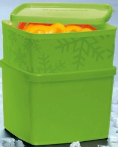 Jeitosinho Neve Verde 400 ml + Jeitoso Verde 800 ml - Tupperware