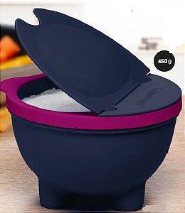 Chef Saleiro Azul e Pink 450ml -Tupperware