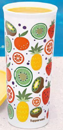 Copo Frutas 470 ml - Tupperware