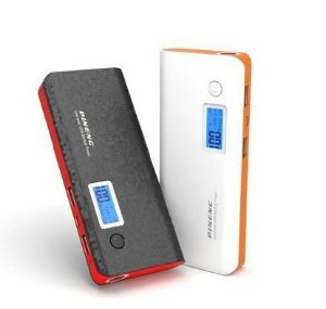 Carregador Portátil Power Bank PINENG (PN-968) 10000mAh - Com Lanterna