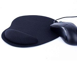Mouse Pad com Apoio de Punhos em Gel