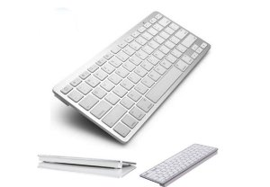 Teclado Keyboard Bluetooth Wireless Sem Fio - Mac,Tablet ,Smartphone ,Notebook