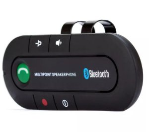 Adaptador Bluetooth para carro/motoristas-MULTIPOINT SPEAKERPHONE