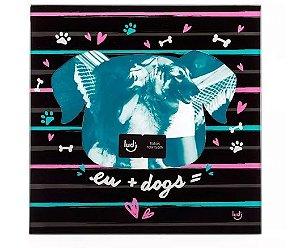 Porta Retrato Pets cachorro - LUDI - (Grupo Imaginarium )