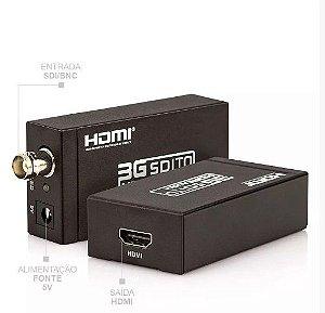 Conversor SDI, BNC para HDMI - GEF-SH, AY30