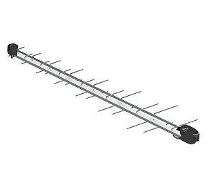 Antena Externa Para TV DIGITAL HDTV UHF FULL HD – SL-2800V - Brasforma