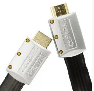 Cabos HDMI 2.0 FLAT Desmontável,19 Pinos, 4K, Ultra HD, 3D - 3 Metros