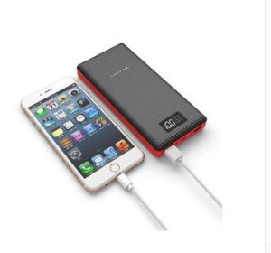 Original Pineng Power Bank 20000 mAh Bateria Externa - PN 969