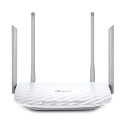 Roteador Wireless Gigabit Dual Band Ac 1200mbps Archer C5 W - Tp-link