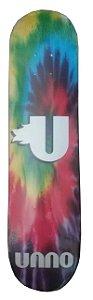 shape skate com lixa barato 7 75 unno street iniciante Color