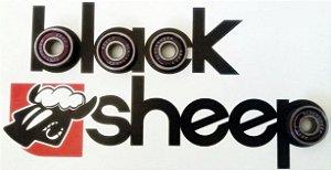 Rolamento Black Sheep Abec 7  skate Gratis parafuso de base Black Sheep