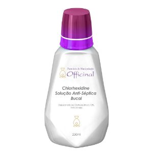 Chlorhexidine Solução Anti-Séptica Bucal