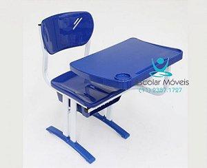Cadeira Escolar Frontal  em Polipropileno .
