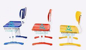 Cadeiras e Longarinas em Polipropileno .