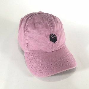 BONÉ DAD HAT SAVE 3D ROSA