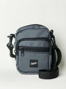 SHOULDER BAG MINI CINZA