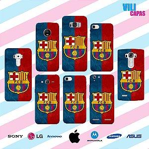 Capinha para celular - Barcelona