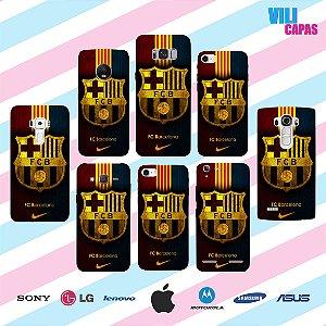 Capinha para celular - Barcelona 2