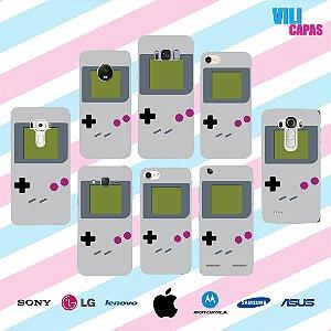 Capinha para celular - Game Boy