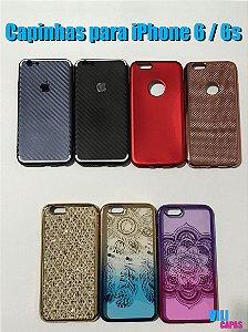 Capinhas para iPhone 6