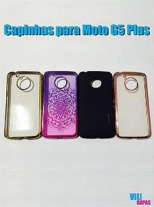 Capinhas para Moto G5 Plus