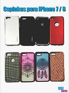 Capinhas para iPhone 7 / 8