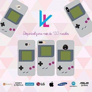 Capinha para celular - GameBoy