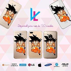 Capinha para celular - Dragon Ball 3