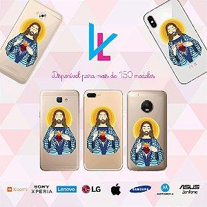 Capinha para celular - Jesus