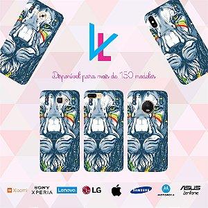Capinha para celular - Leão 4