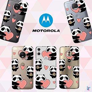 CAPINHA PARA MOTOROLA - PANDAS