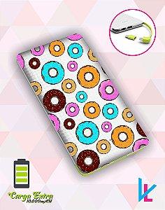 Carregador Portátil - Donuts